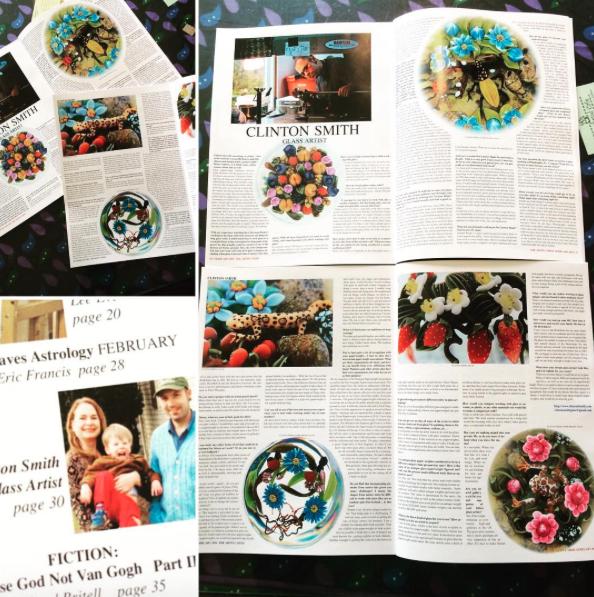 The Artful Mind Magazine, February 2016
