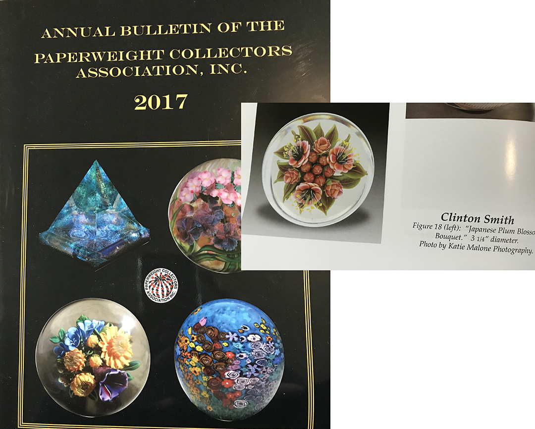 2017 Paperweight Collector's Association Bulletin