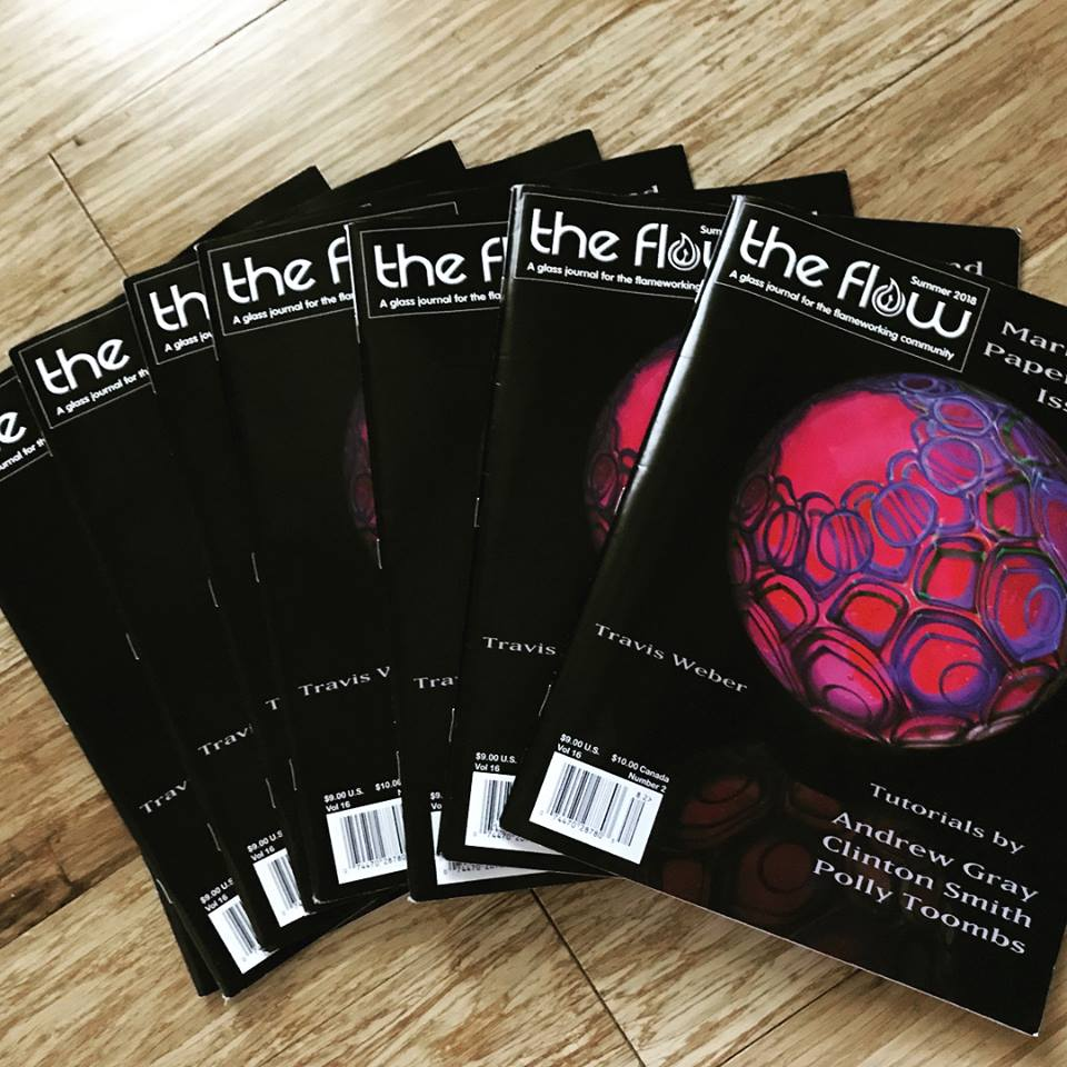 The Flow Magazine, Summer 2018