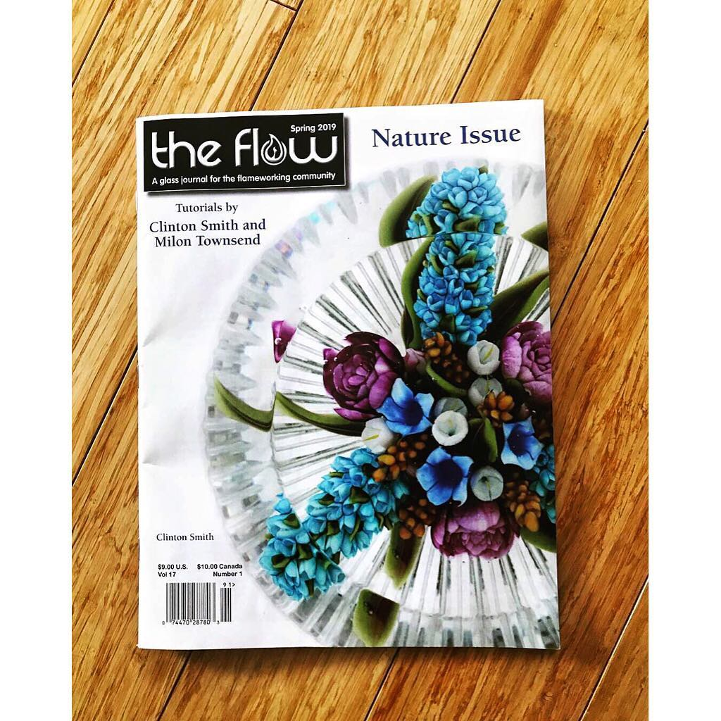 The Flow Magazine, Spring 2019