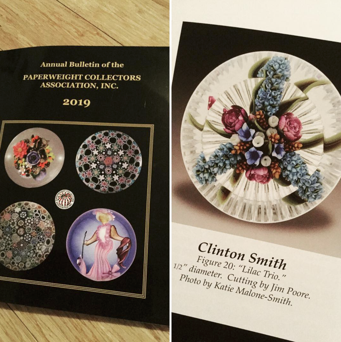 2019 Paperweight Collector's Association Bulletin