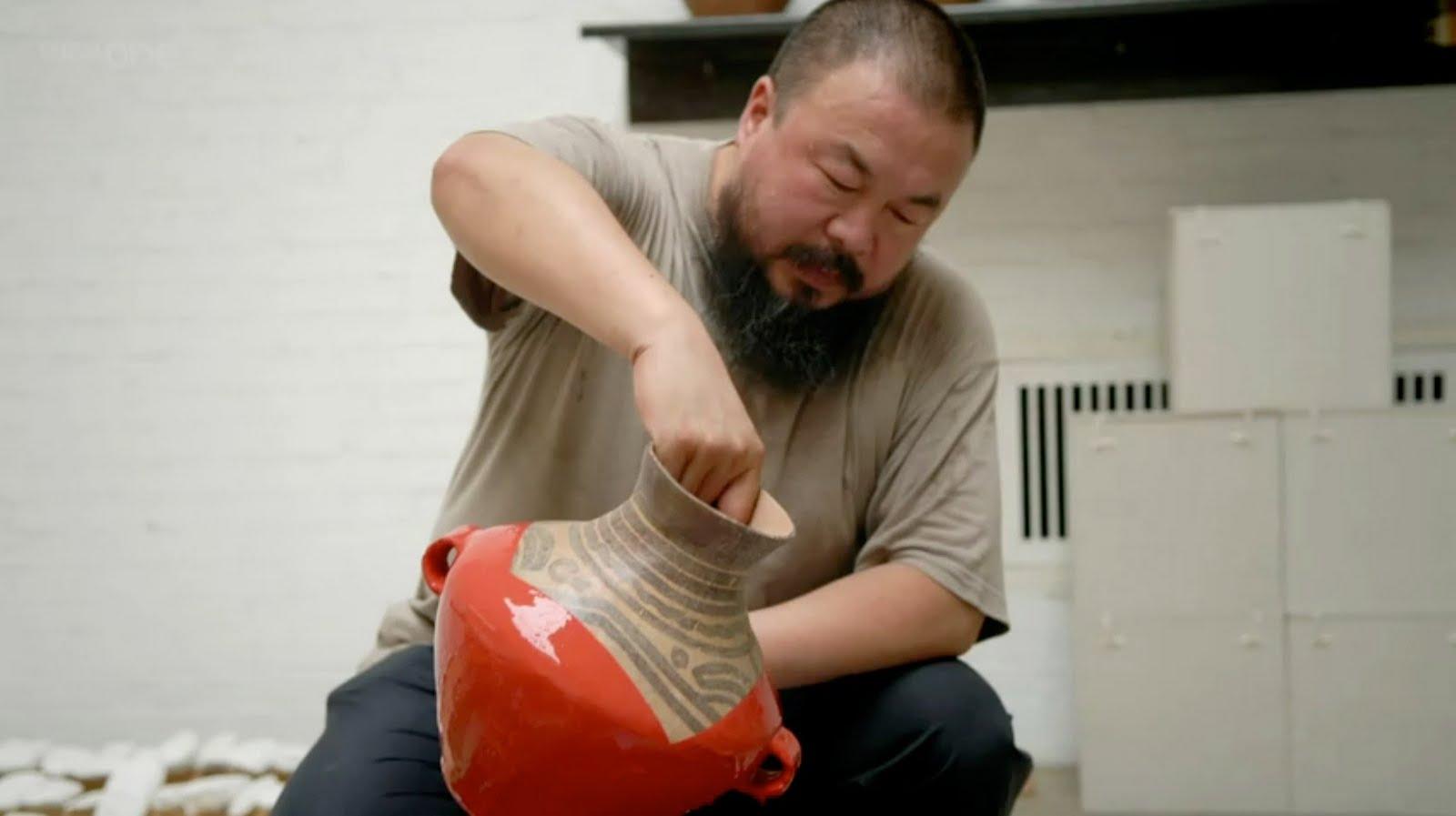 Chinese Artist Ai Wei Wei