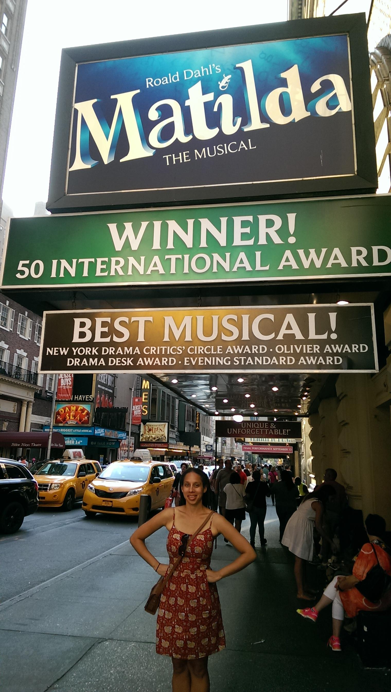 Broadway for broke people