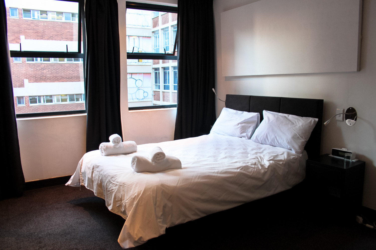Review: Once in Joburg - Double Room