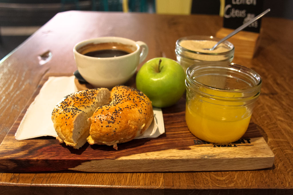 Review: Once in Joburg - Breakfast