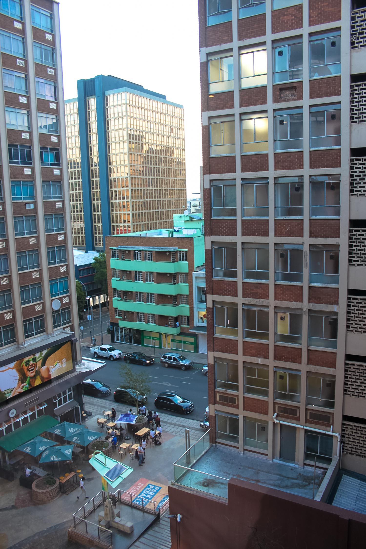Review: Once in Joburg - Room View