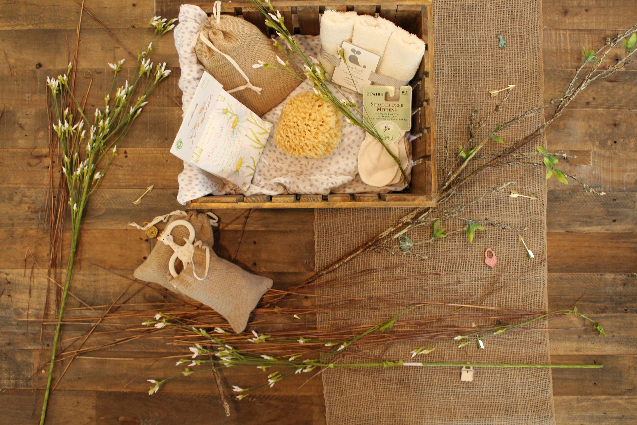 Vegan Gift Ideas - Gift Baskets