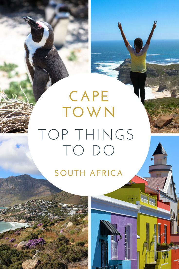 Where to Stay in Cape Town