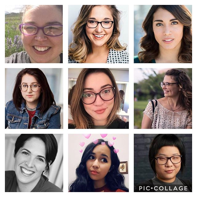 We are so proud to have so many women working on our show! We love supporting the artistic growth of our community and look to a future where more women are involved in theatre. Learn more about the different and amazing roles these women play in our show! 💁🏽‍♀️💪🏼 #thefutureisfemale