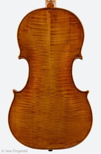Maria (viola). Itzel Avila, 2013