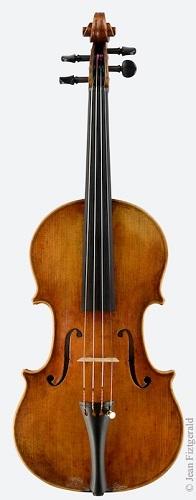 Demian (violin). Itzel Avila 2011