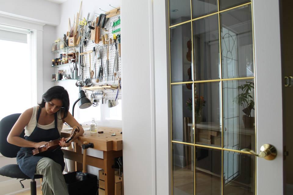 Violin Maker Workshop Toronto