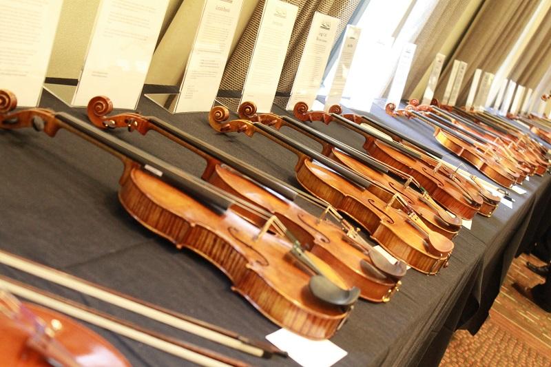 Itzel Avila Violin Society of America