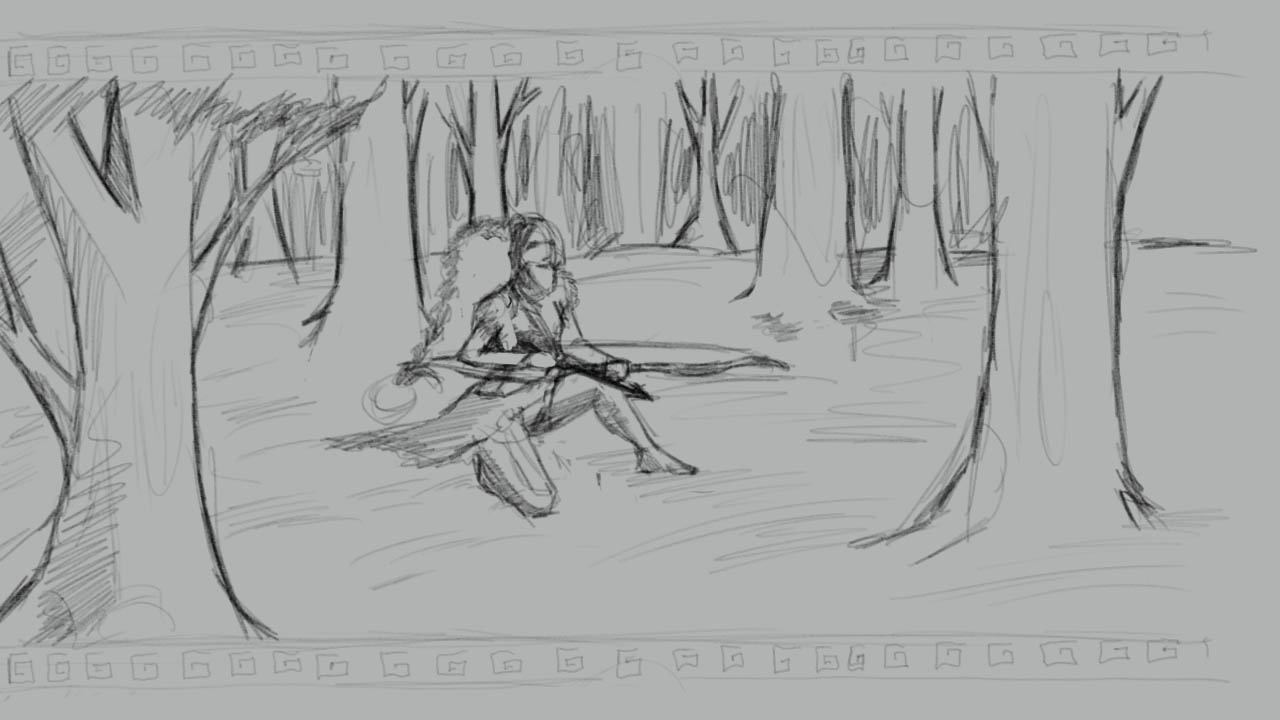 sample storyboard