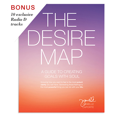 THE DESIRE MAP BOOK $22
