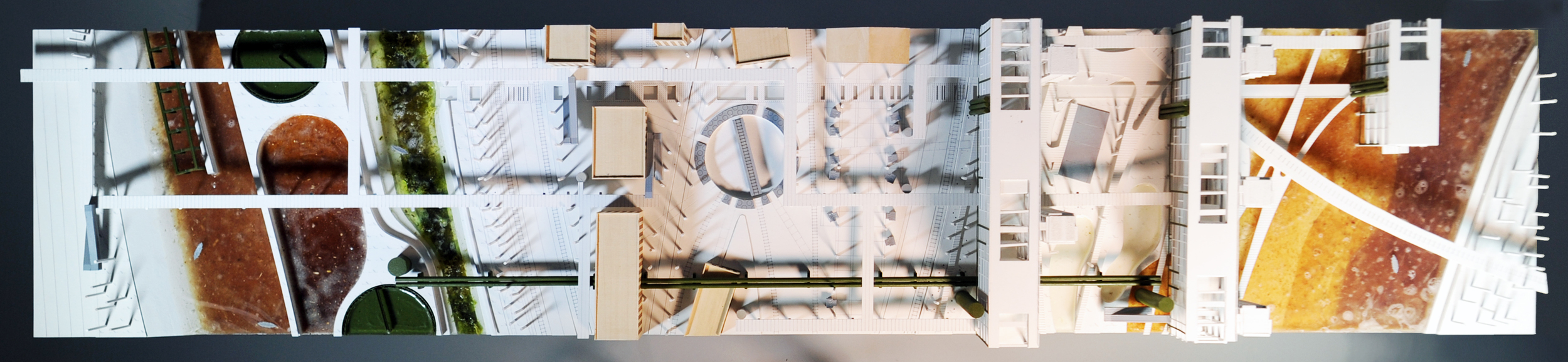 Site One Section Model