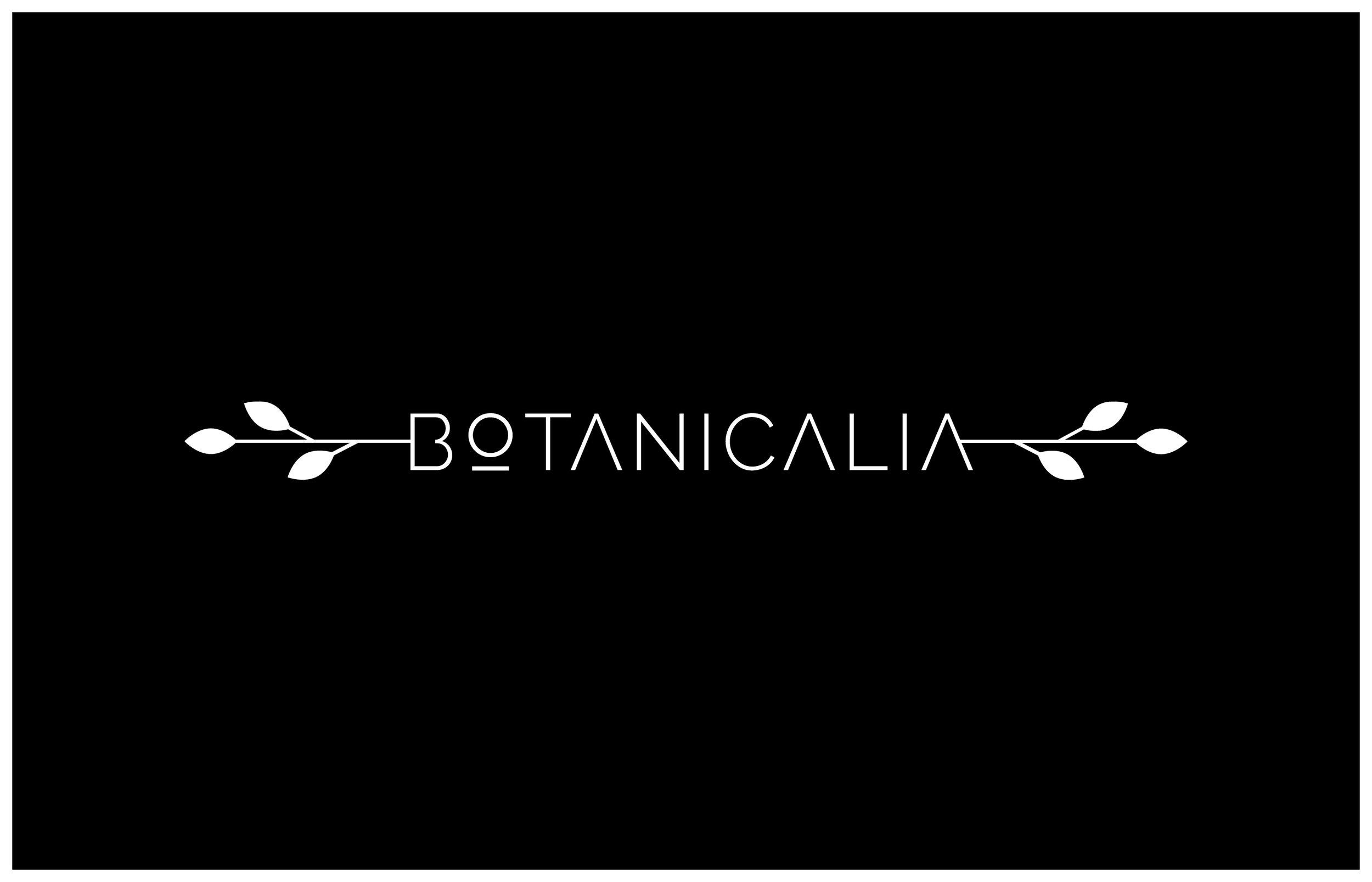 Botanicalia Branding