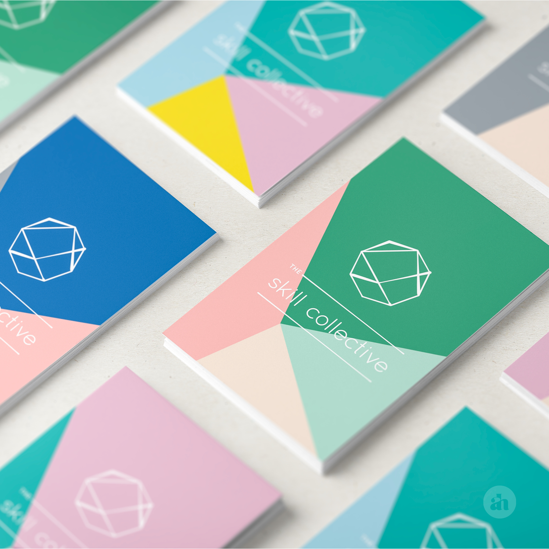 Brand Identity  | The Skill Collective