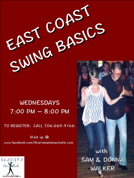 EAST COAST SWING BASICS - SAM & DONNA CLASS FLYER.png