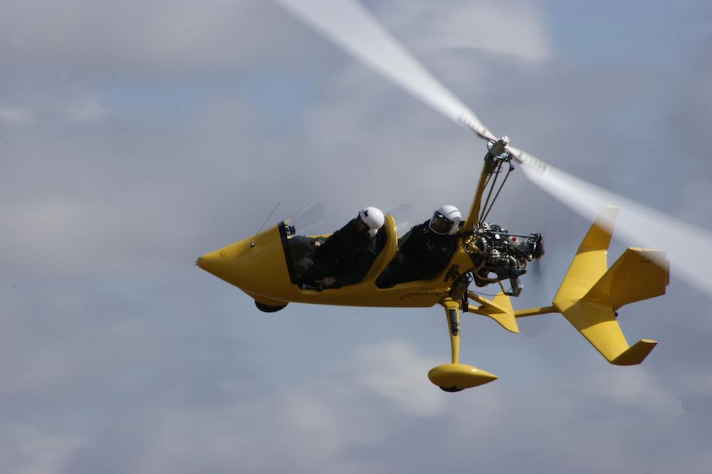 gyrocopter gyroplane gyrocopter rotaplane