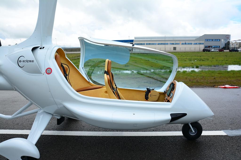 gyrocopter girodynamics ela 10 eclipse biplaza
