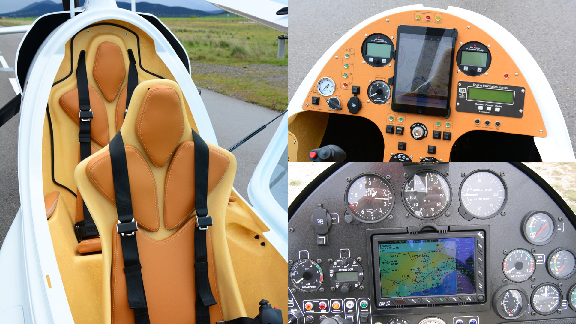 gyrocopter girodynamics ela 10 eclipse instruments and features beautiful autogyro