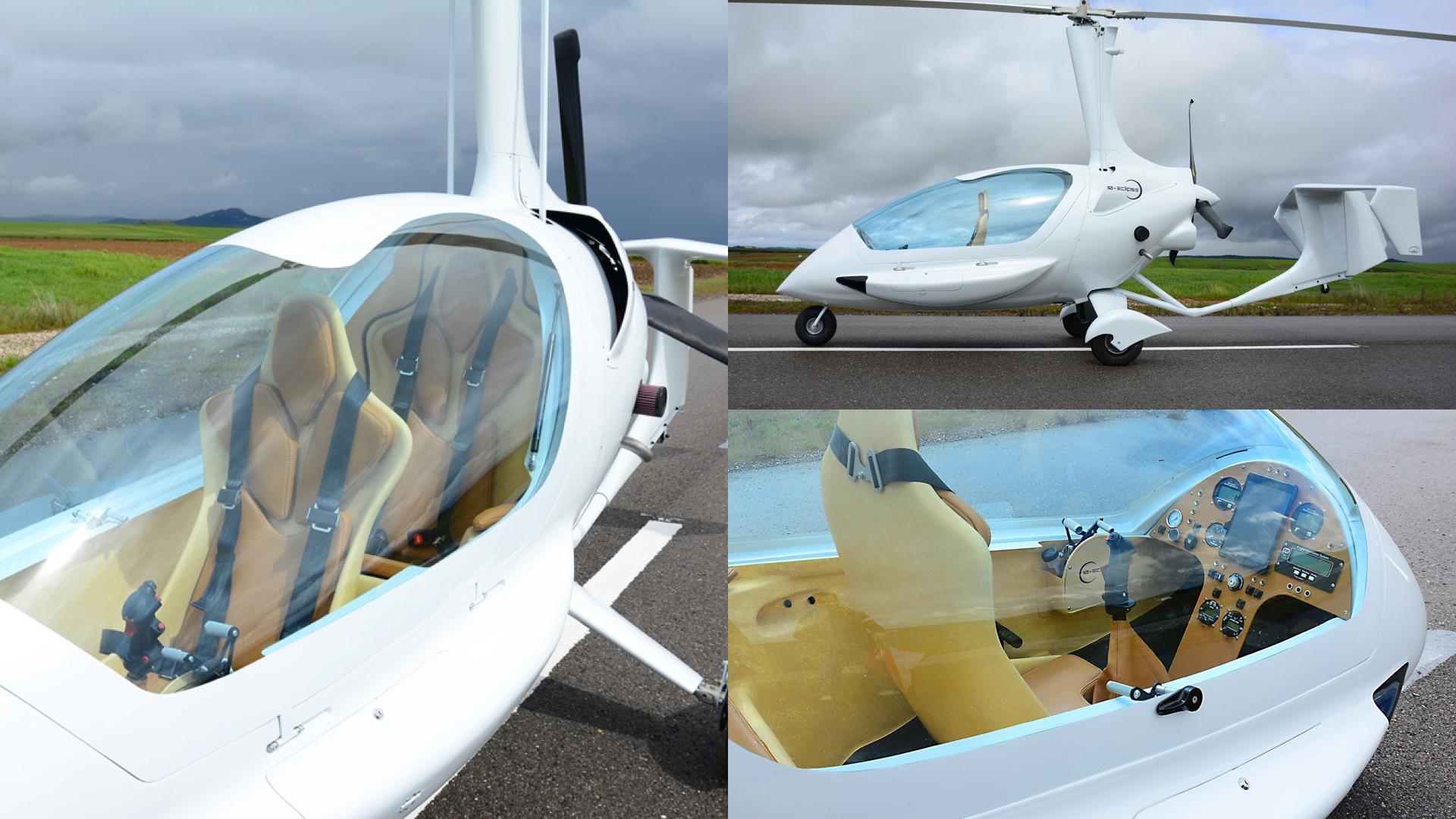 gyrocopter girodynamics ela 10 eclipse images