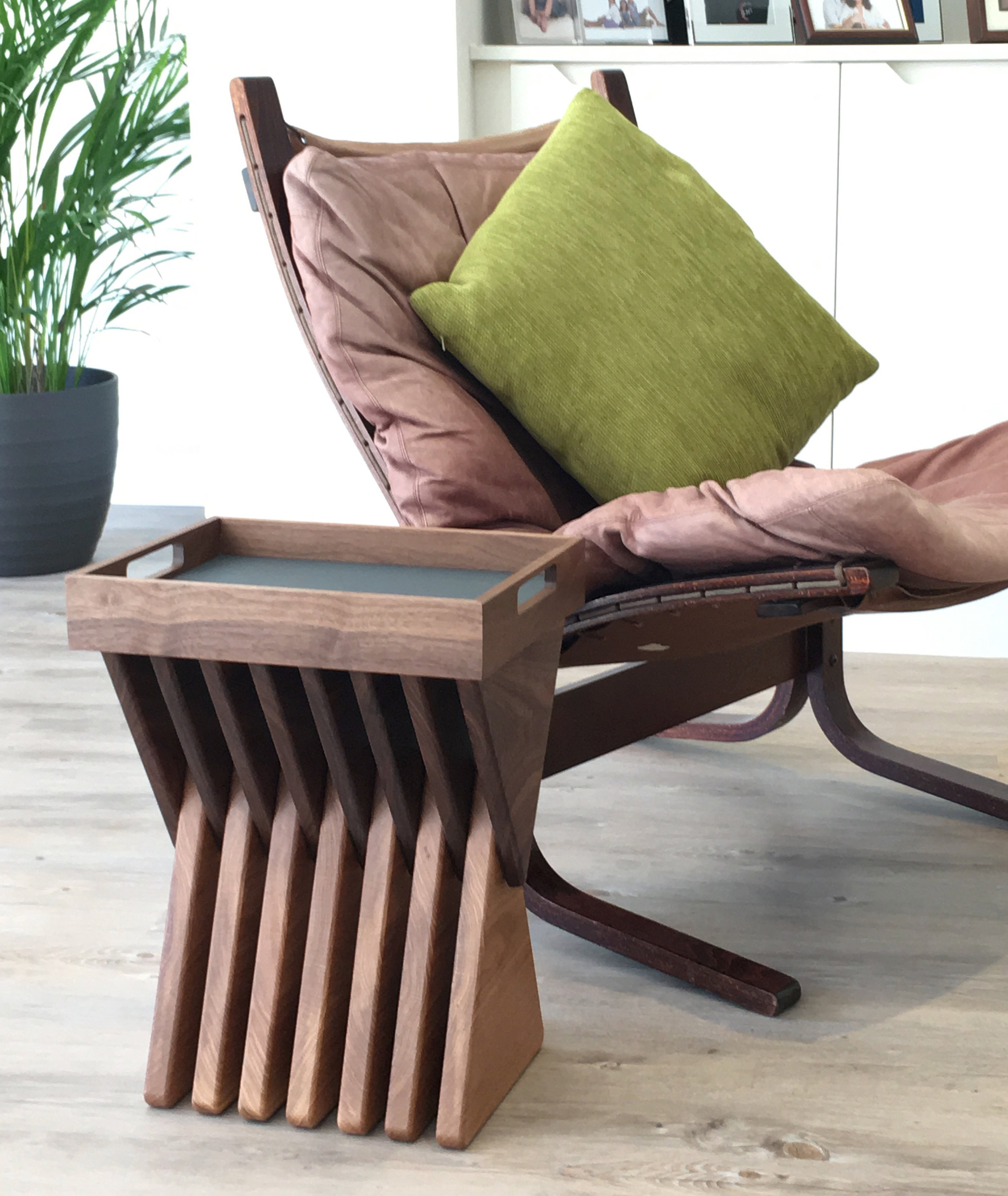 The Vinci Stool in-situ