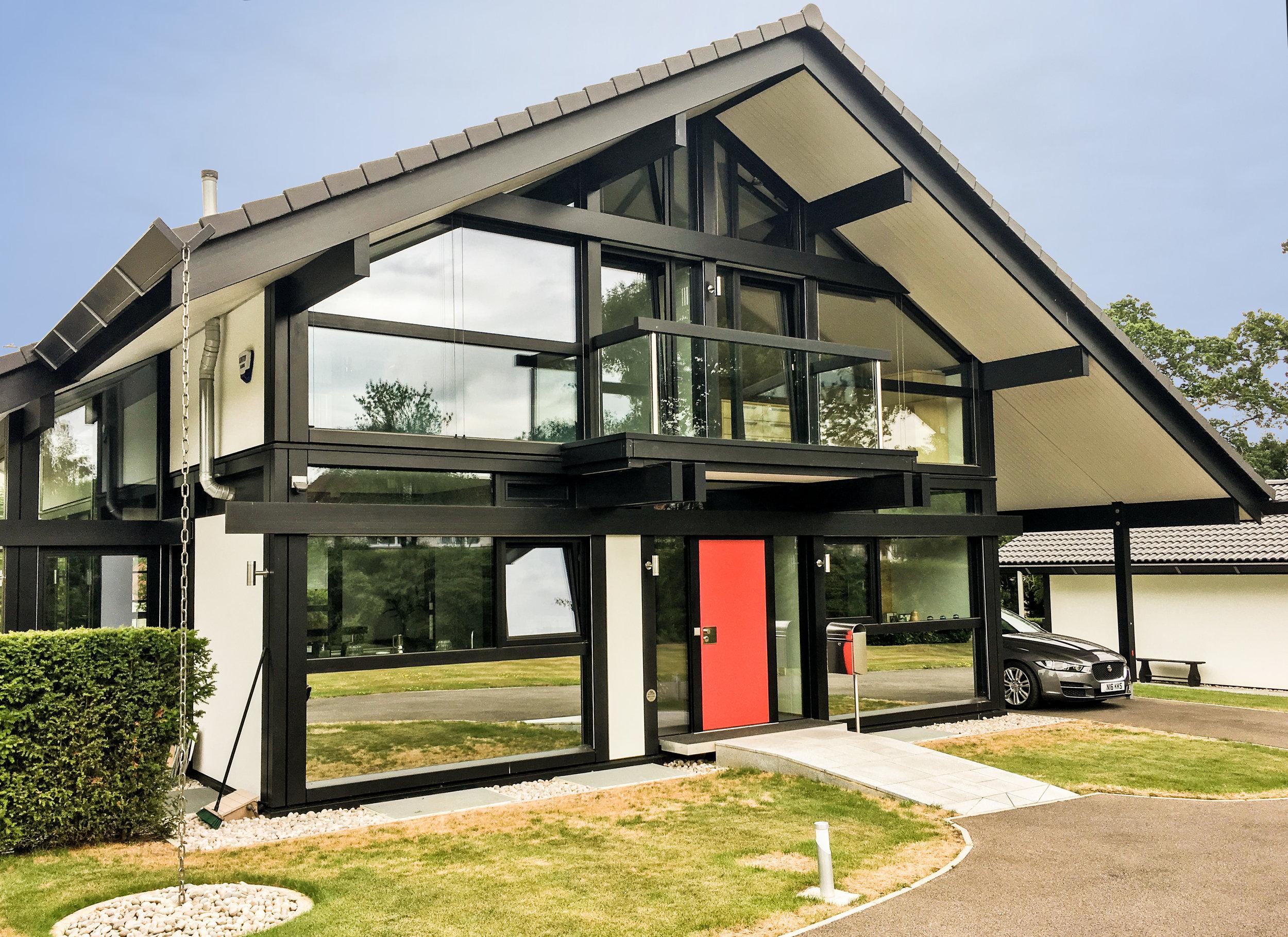 Client's Huf Haus