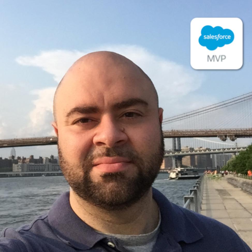 Sharif Shaalan - Salesforce MVP, Founder & CEO