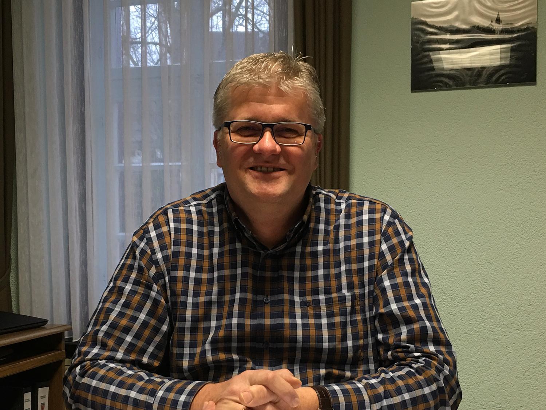 Bürgermeister Christoph Neyer