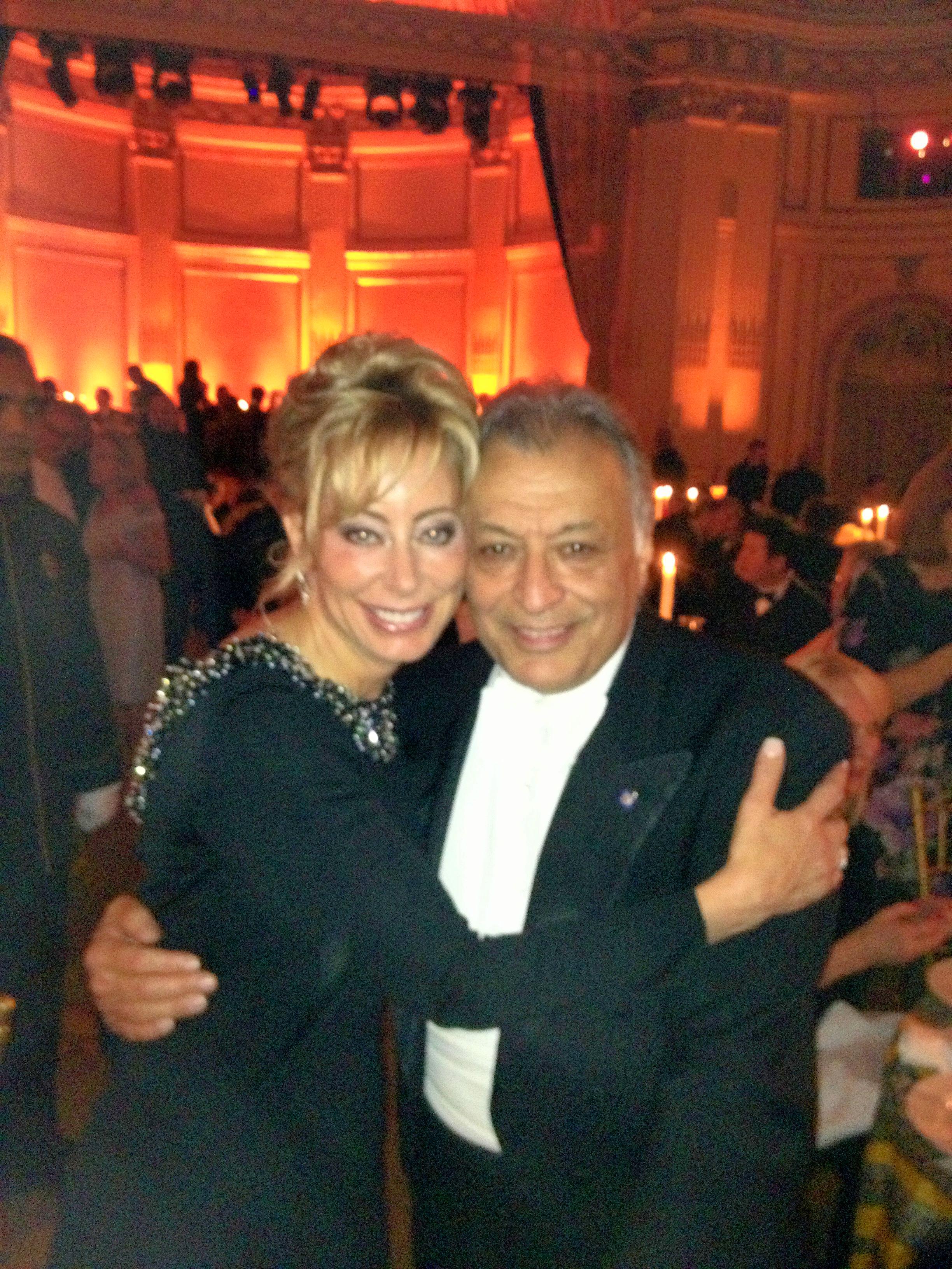 Maestro Zubin Mehta and Michelle.jpg