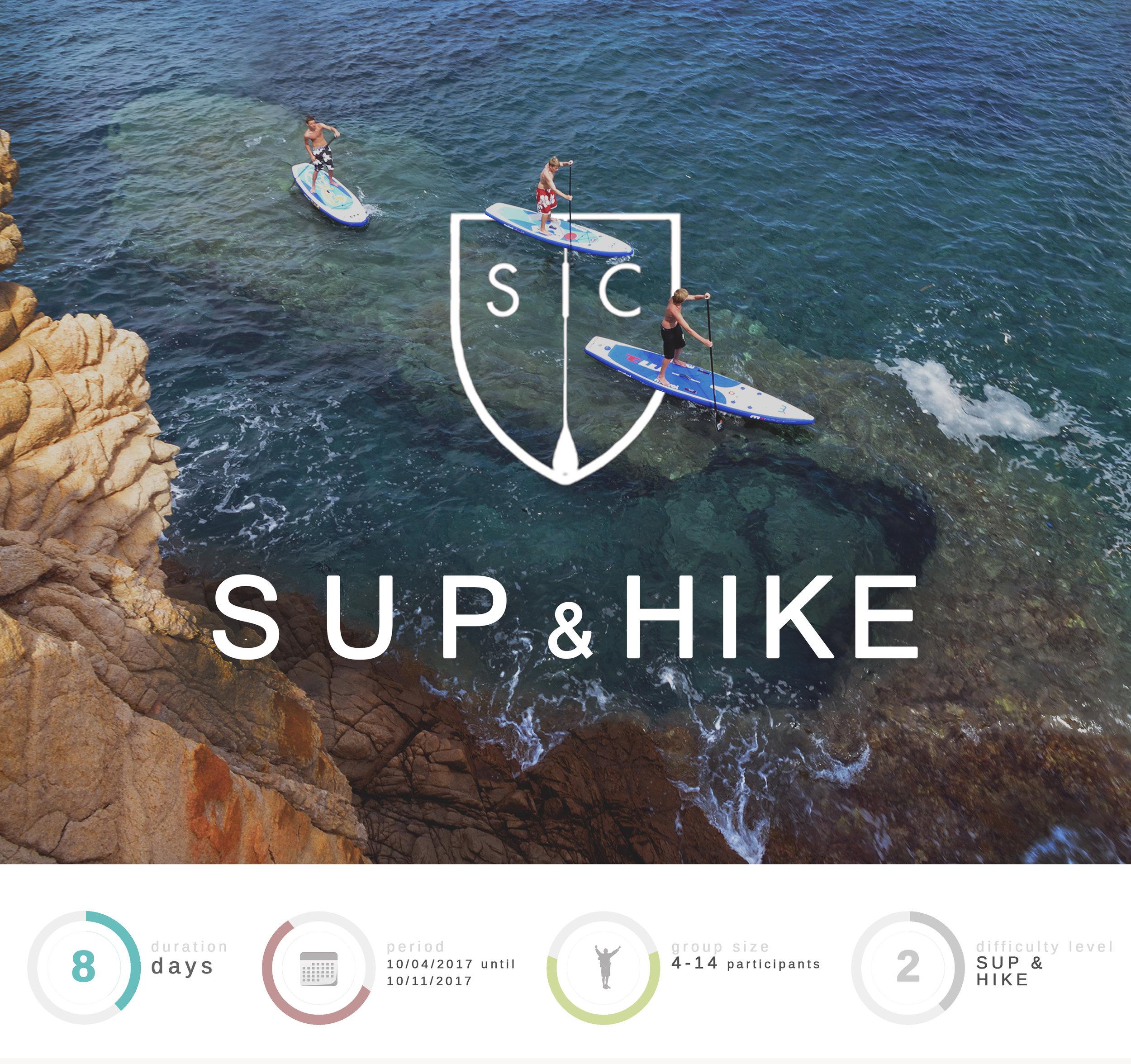 SUP&HIKE