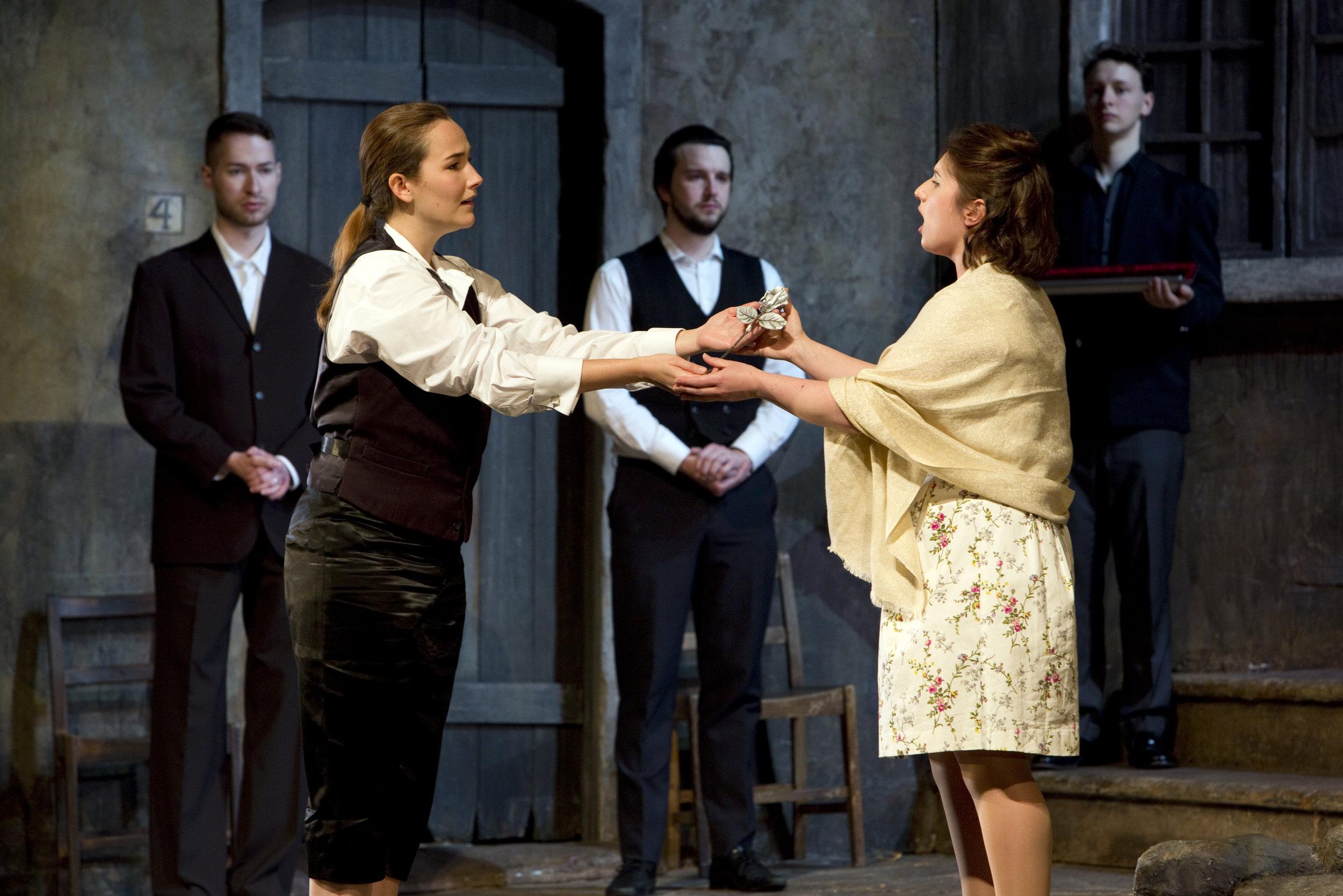 Rosenkavalier scene WNO