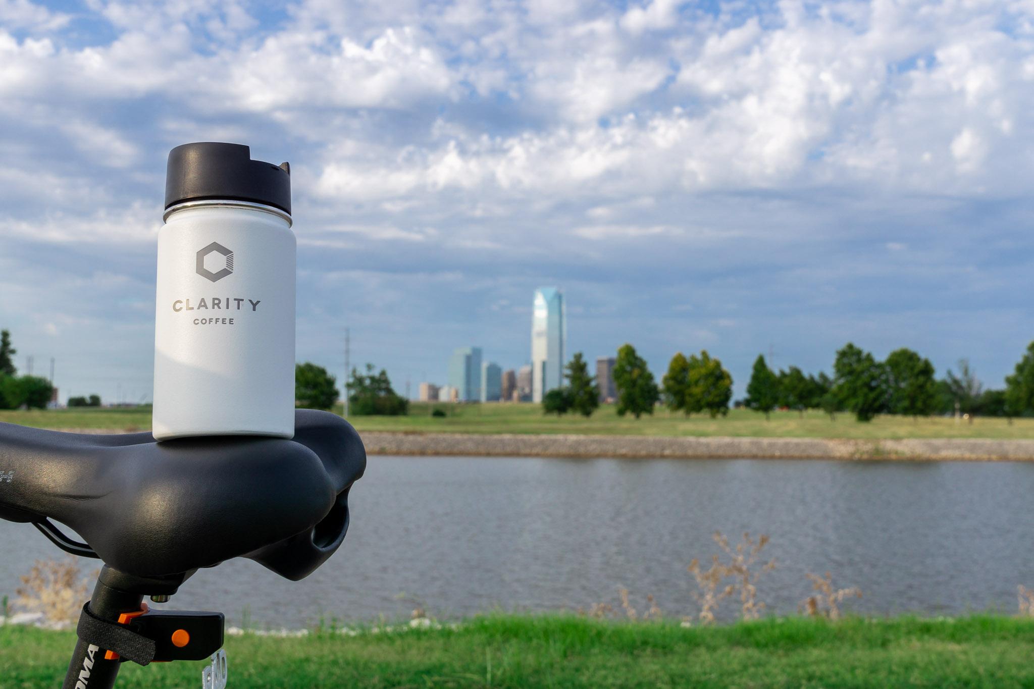 Clarity Coffee and Bike Trails