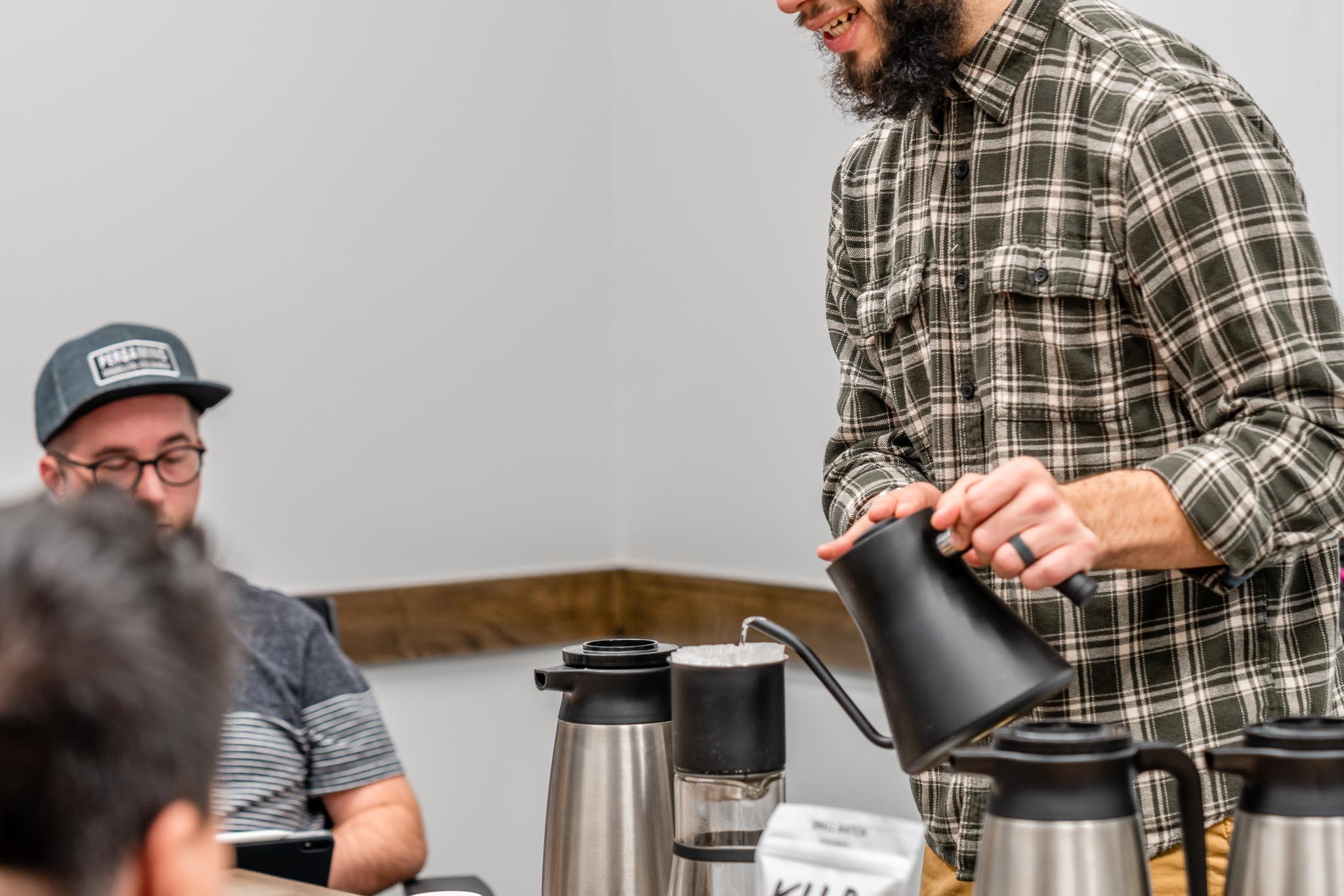 Coffee Class Fellow Kettle Pouring.jpg