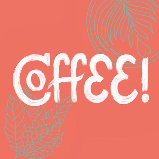 Happy International Coffee Day! ☕️☕️☕️