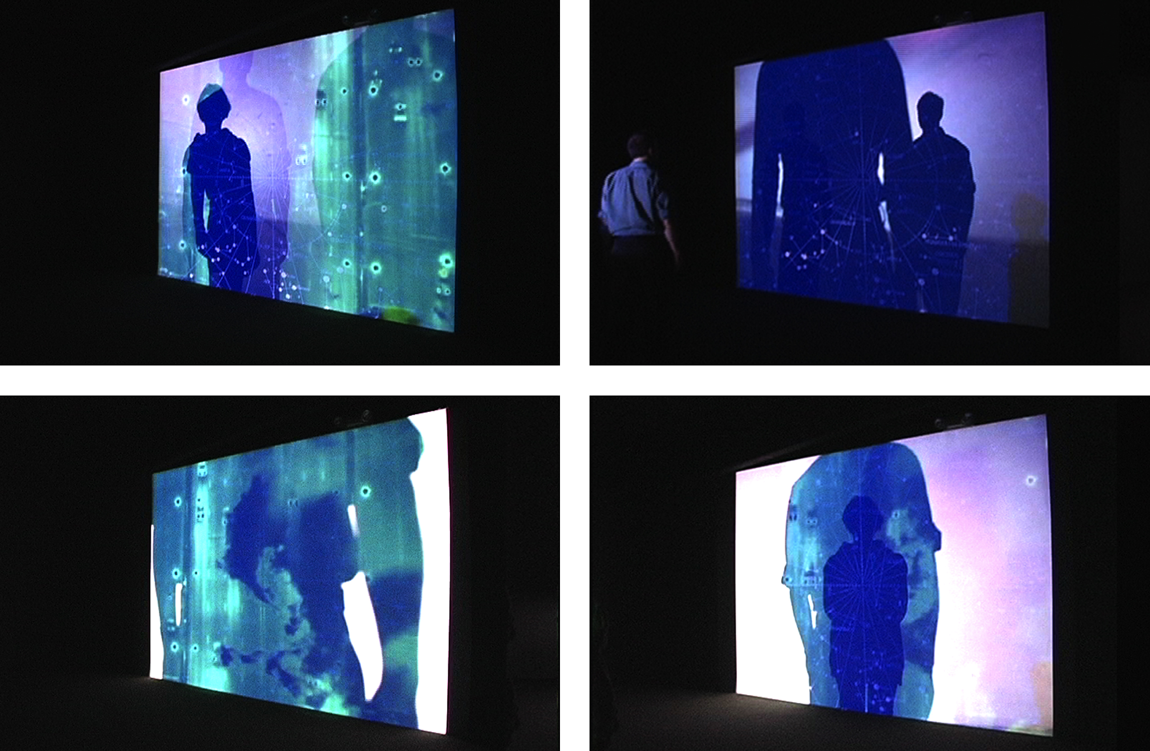 Body as Screen