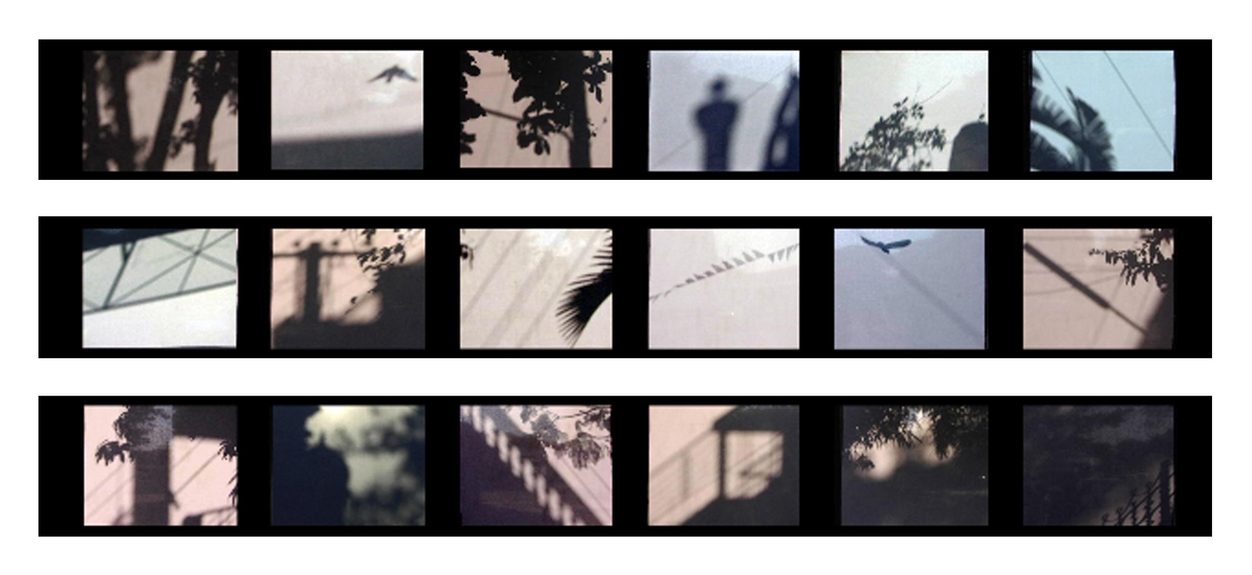 Bangalore as Shadows