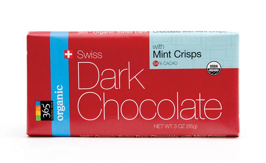 365 Organic Chocolate