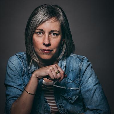 Photo by  John Davidson , as part of his   Women Who Tech Are Dangerous   portrait project.