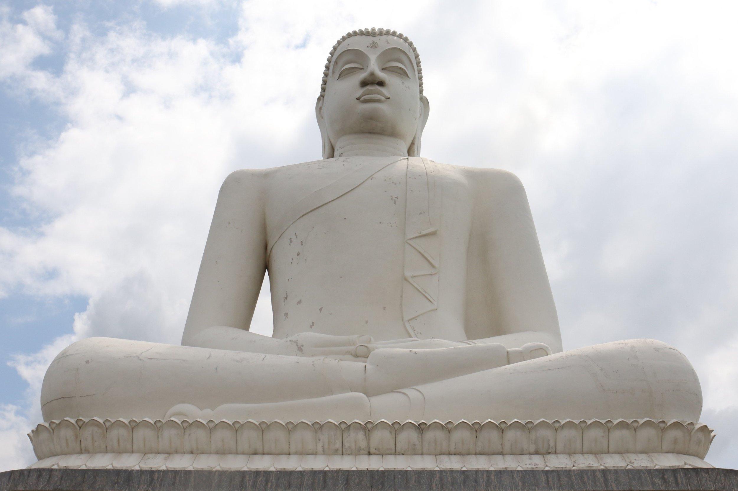 Buddha on Ethugala