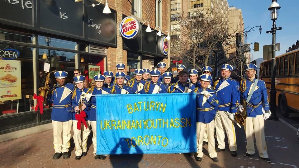 Toronto Santa Claus Parade - November 15, 2015