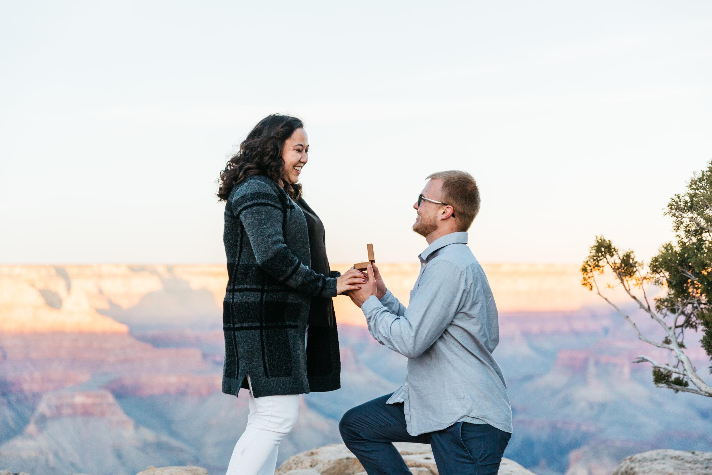 grand canyon proposal