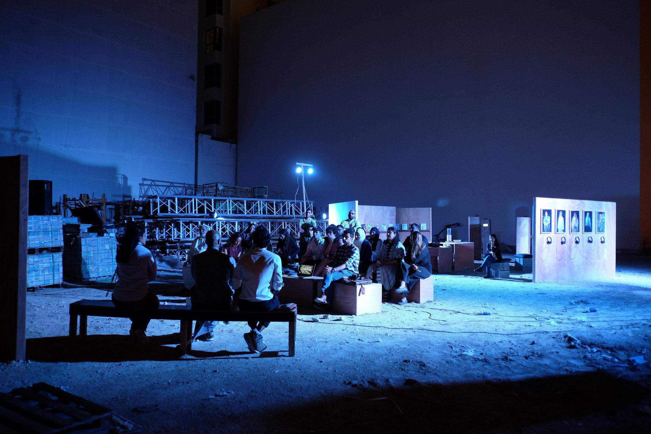 Urban Archival Practices in the GCC