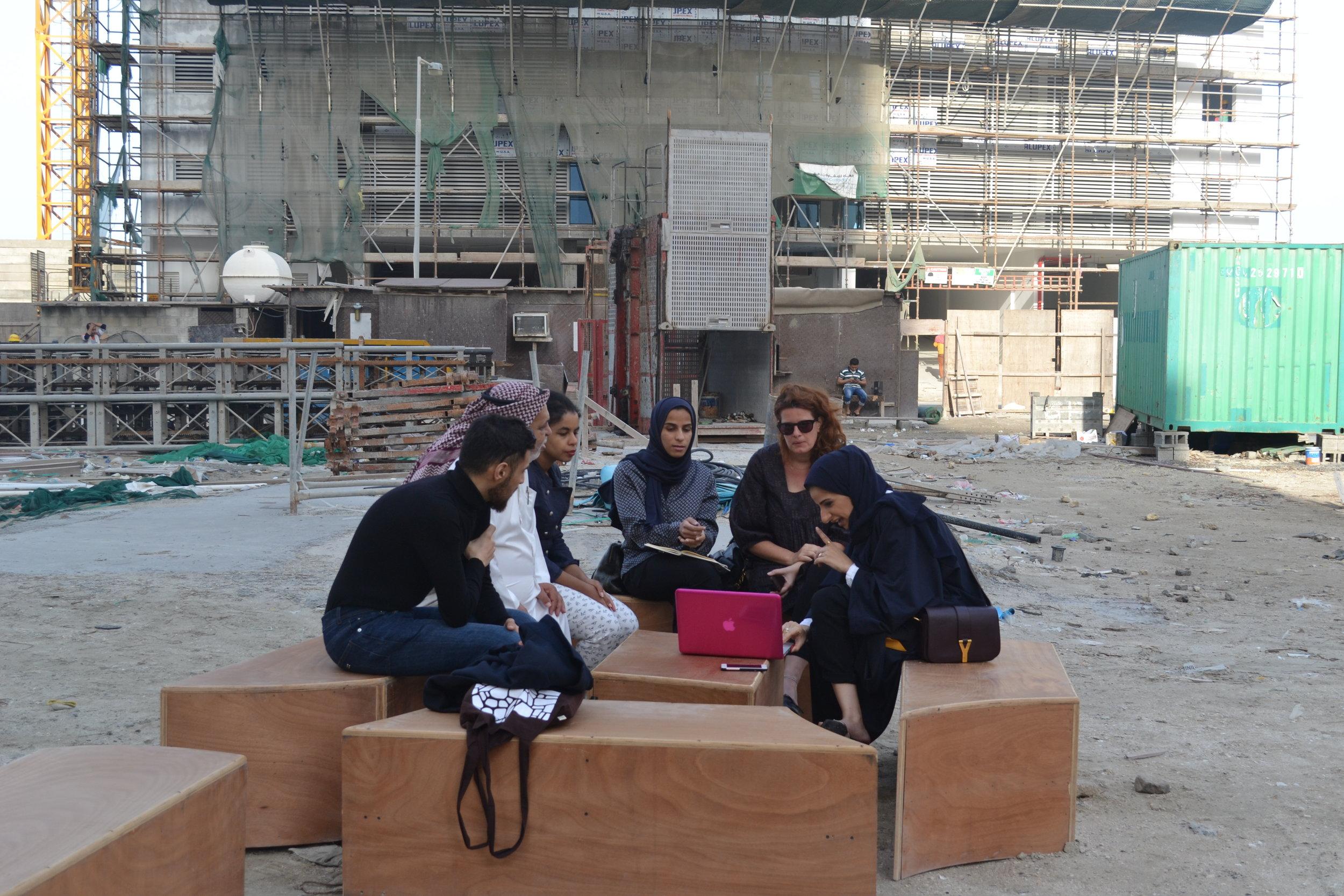The Qatar Digital Library