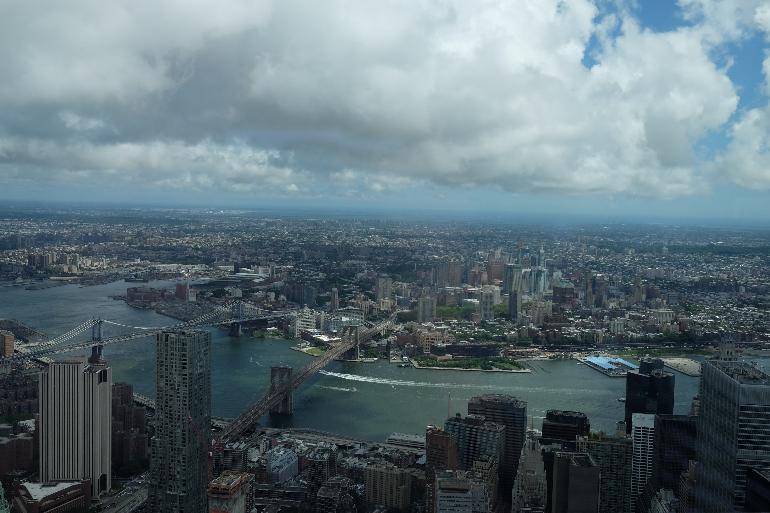 The views from the top are incredible!