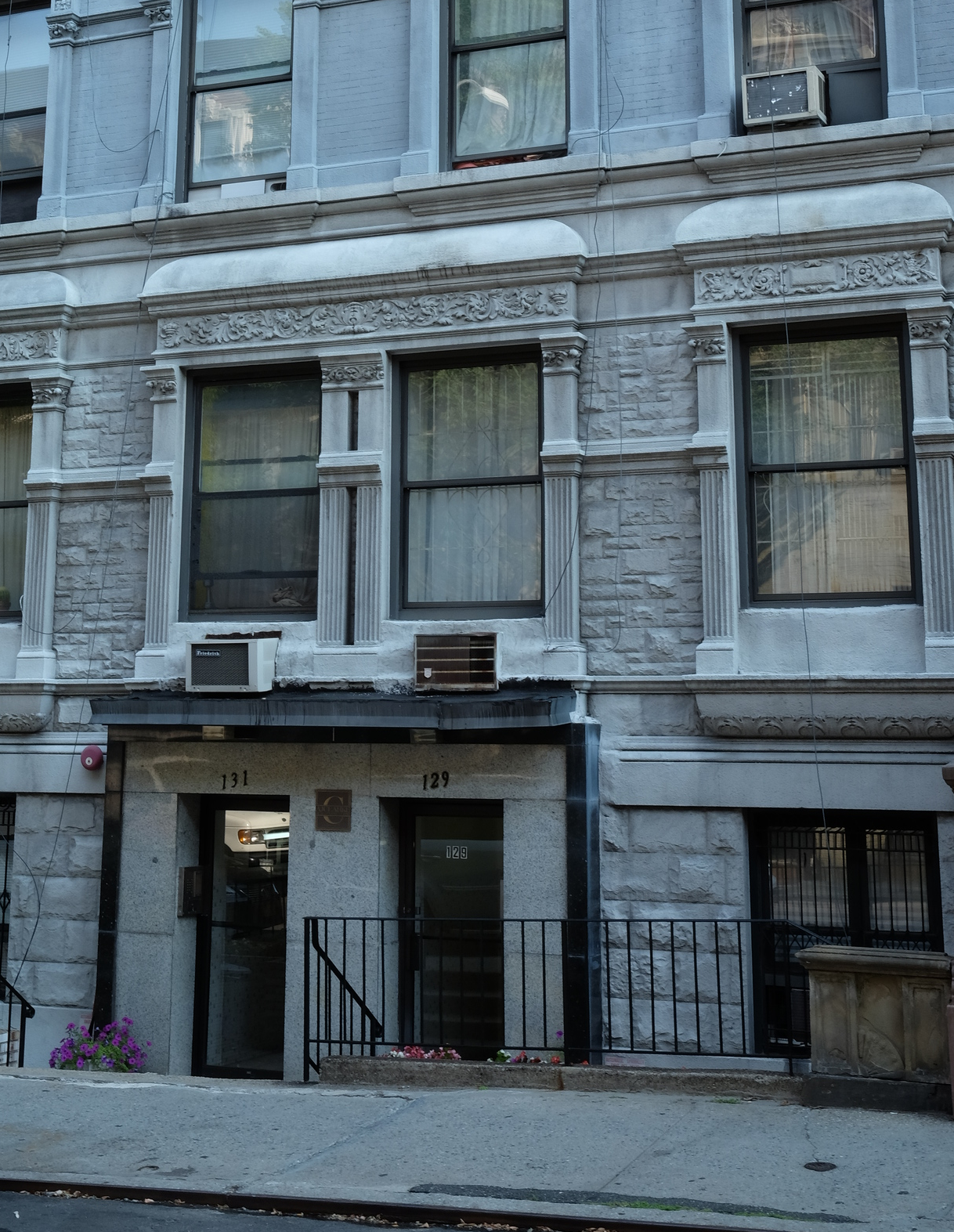 Jerry Seinfeld's NYC apartment