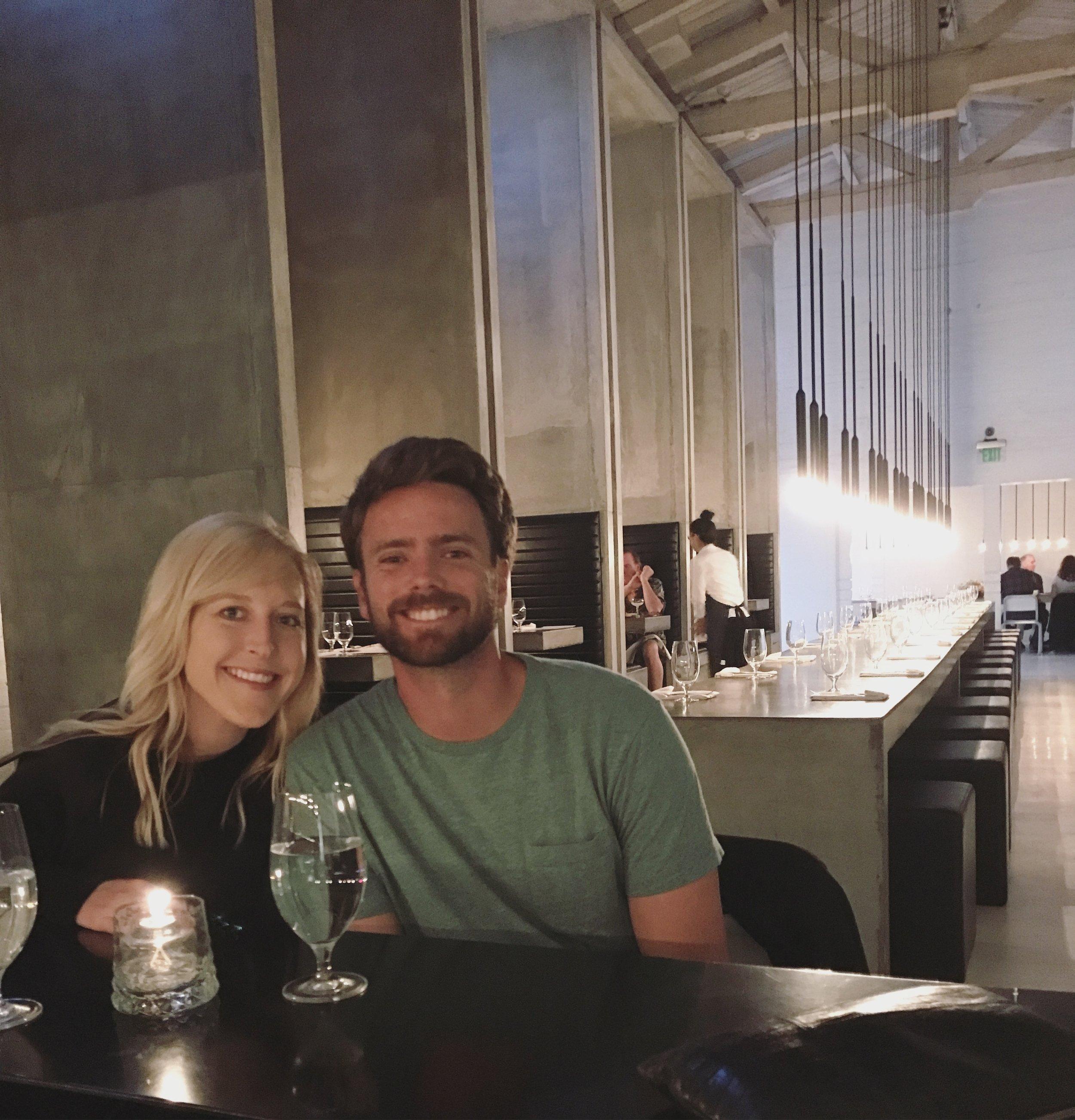 Date Night at Workshop Kitchen