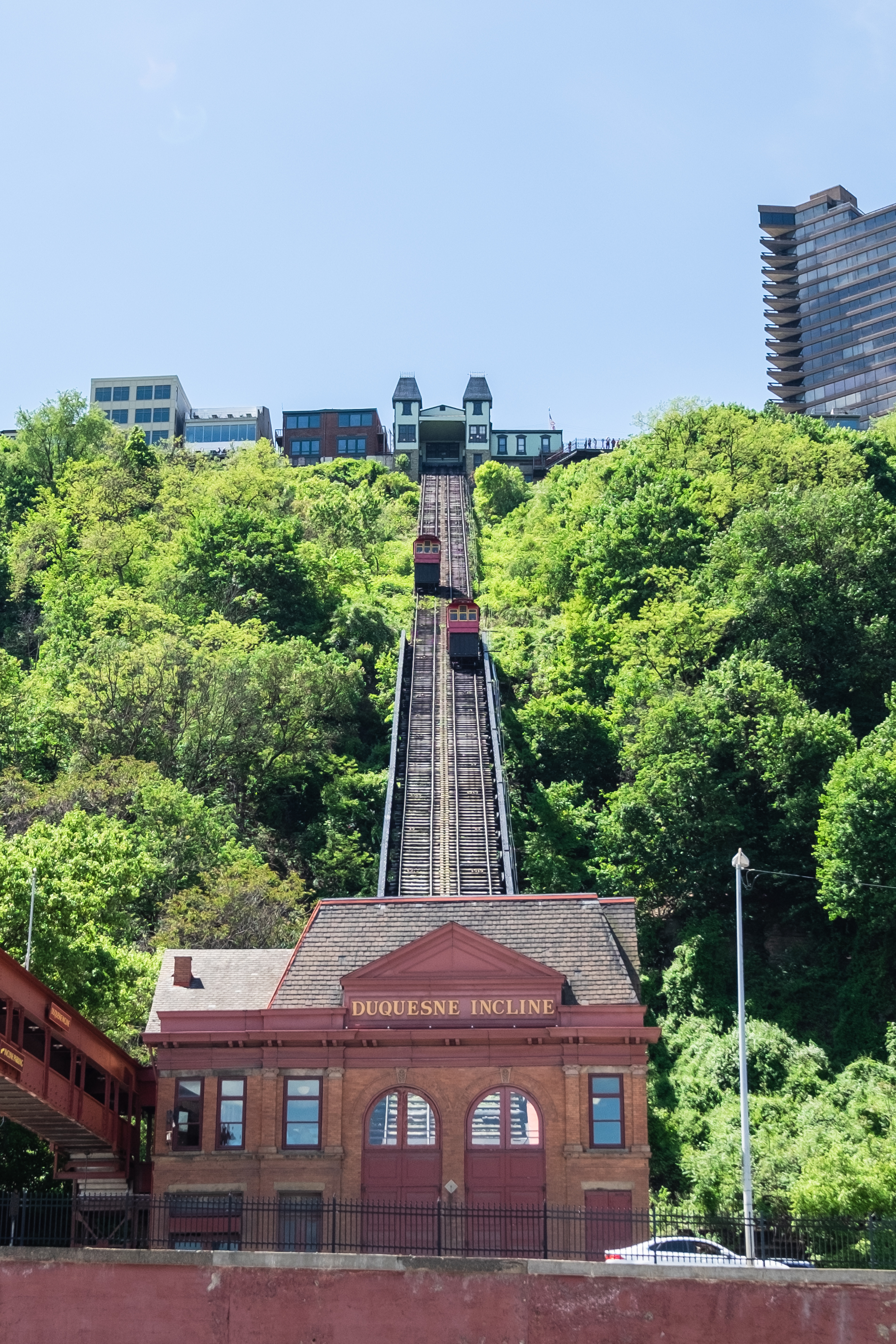 The Duquesne Incline!